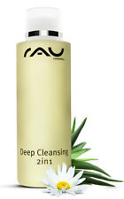Cleans And Maintains And Tonisiert Deep Cleansing 2 in1 6.8oz From Rau Cosmetics