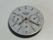 Used - DUWARD King - Dial + Quartz Movement Chronograph - For Spare Para Piezas