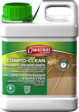 Compo Clean 1l Owatrol WPC Reiniger Kunststoff Wood Polymer