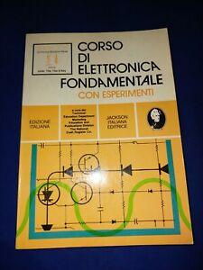 Corso Di Elettronica Fondamentale Con Esperimenti Jackson Italiana Editrice t138