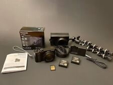 Panasonic LUMIX DC-ZS200 20.1 MP Digital Camera with accessories & free shipping