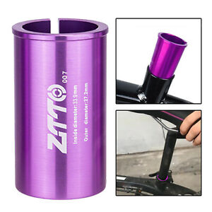 Seatpost Shim Seat Post Reducing Sleeve Converter Adapter for Cycling Parts