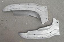 Lambretta Running Boards S1 S2 rear Footboards
