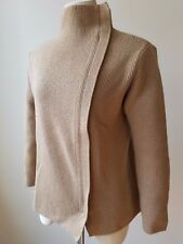Max Mara Woman Beige Cardigan Size Medium
