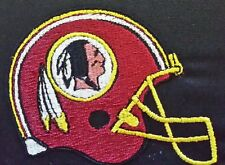 NFL Washington Redskin Helmet Sewn/Iron On Patches MADE IN THE USA