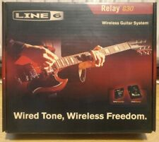 More details for line6 relay g30 wireless guitar system - opened box & unused