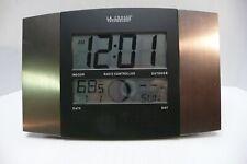 La Crosse Technology WS-8117U-IT Atomic Clock / Weather Station Display