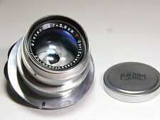 Biotar 2/58mm #2826162 T* lens with Canon mount