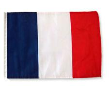 """12x18 12""""x18"""" France Sleeve Flag Boat Car Garden"""