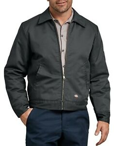 Dickies' Men's Insulated Eisenhower Jacket XL Charcoal Gray