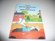"""Walt Disney präsentiert """"Ein Denkzettel für Donald Duck"""""""