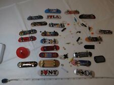 HUGE lot Tech Deck Circuit finger boards Tony Hawk World Industries Blind RARE