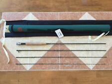 Hardy Jet 10ft 4wt 4pc 1004-4 4100-4 fly fishing rod w/tube (for 4wt line reel)