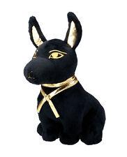 Black Dog Anubis Egyptian Mythology God Death Stuffed Animal Plush Collectible