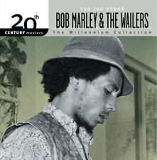Bob Marley 20th Century Masters Millennium Collection CD New Sealed