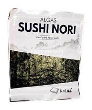 Dried Quality Seaweed Nori Sushi Sheets Taikoban Gimbab Roasted Healthy Laver