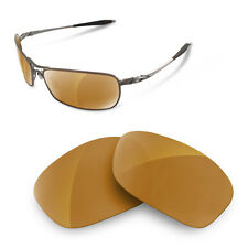 Polarized Replacement Lenses for Oakley crosshair 2 brown color