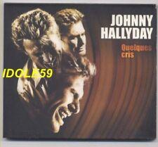 CD de musique CD single digipack Johnny Hallyday