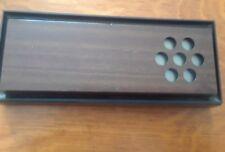 vintage Hitachi t T671 transistor desk radio. Takes two aaapos;s works fine |