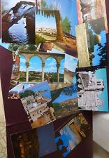 25 ISRAEL TRAVEL Postcards - VINTAGE UNUSED