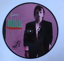 "GIANNA NANNINI I Maschi 12"" Metronome 8873751 GM 1987 VG+ PIC DISC"