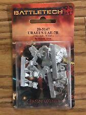 Classic BattleTech Miniatures: Uraeus UAE-7R Mech 20-5147
