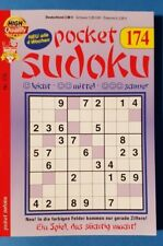 Kelter Pocket Sudoku  Nr.174 NEU+unbenutzt 1A
