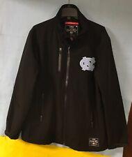 UNC North Carolina Franchise Club Black Jacket - Extra Large - Full Zip - New