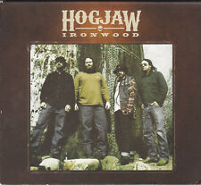 Hogjaw - Ironwood Geile US Southern Rock HR Orig.CD US Only Privat 2010 Top Rar!