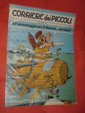 Strisce a fumetti di fumetti europei e franco-belgi giornali corriere dei piccoli