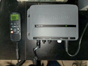 Raymarine Ray260 VHF Radio  Part Number E70088.