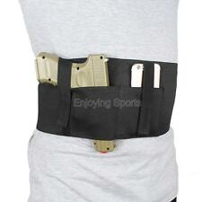 Versatile Belly Band Holster Concealed Carry with Magazine Pouch FOR Glock Ruger