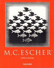 M.C. ESCHER (GRAFIEK EN TEKENINGEN) - M.C. Escher (ingeleid en toegelicht door)