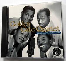 GOLDEN GATE QUARTET CD Meet Me At The Golden Gate MAGNUM Gospel VOCAL KZcd129