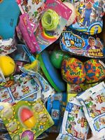 Lot Of 50 New Assorted Kids Small Toys Boy and Girl Mystery Surprise 3+