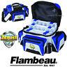 Flambeau 400ZE Fishing Tackle Box Bag Zerust 400 Series Soft Tuff Tainers 6340ZE