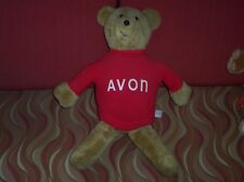 1977 Dealer Only Sales Rep Avon Teddy Bear Dan-Dee Imports Vintag Stuffed Animal