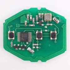 EWS Remote Control Circuit Board 3 Button433MHZ for BMW 3 5 7S E38 E39 E46