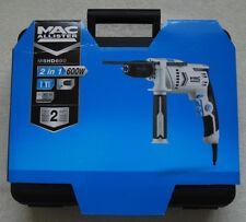 Mac Allister 600W Corded Hammer Drill MSHD600 BNIB