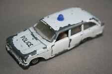 Lone Star Impy Road Master - FORD ZODIAC ESTATE Police Car - Diecast Scale 1/50
