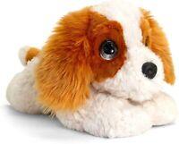 Kids Children King Charles Spaniel Cuddly Soft Toy Puppy Dog Keel Toys 37 cm
