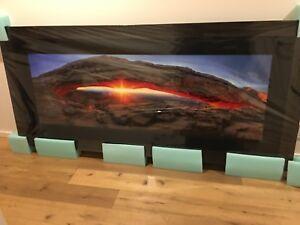 Peter Lik SACRED SUNRISE Limited Edition 200cm Photograph Framed COA Rare