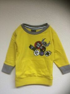 ED JOSEPH BOYS YELLOW SWEAT SHIRT VARIOUS SIZES CHILDREN'S CLOTHING