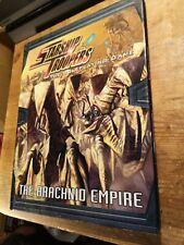 Starship Troopers arachnid army book