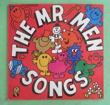 The Mr Men Songs ,BBC records Lp - feat.Arthur Lowe