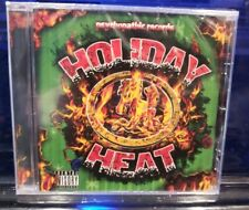 Psyhcopathic Records - Holiday Heat CD SEALED insane clown posse twiztid blaze