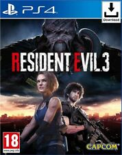 Resident Evil 3 Remake - PS4 📥