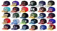 New NFL New Era Mens Big City 9FIFTY Snapback Hat Cap