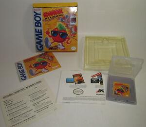 Kwirk (Nintendo Game Boy) Complete CIB GameBoy Game Nice Shape *READ*