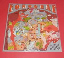 Fonograf -- Na mi ujsagwagner ur -- LP / Rock